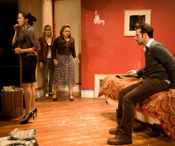 Tact nyc bedroom farce s media for Farcical plays