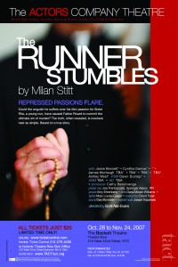 RUNNERPoster11x17PSPrint