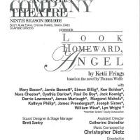 Look-Homeward-Angel-Program